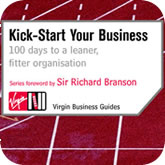 Cover of Robert Craven's book Kick-Start Your Business